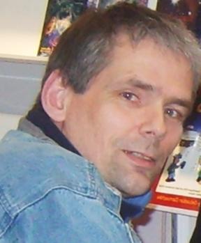 Dirk Harms - Autor